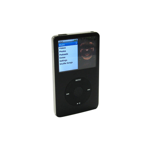 iPod Classic Black 160GB (Used) 6th Generation