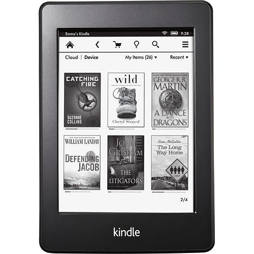 "Kindle Paperwhite 6"" Wifi (Used) with Special Offers"