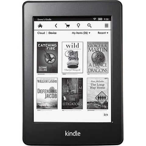 "Kindle Paperwhite 6"" Wifi (Used)"