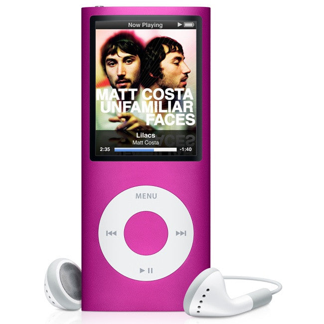 iPod Nano Pink 8GB (Used) 4th Generation