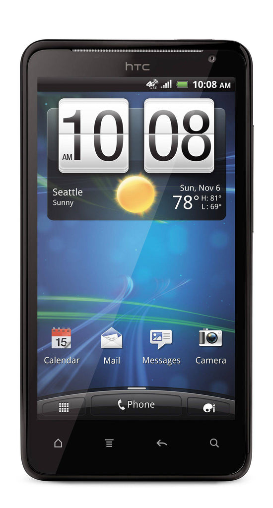 HTC Vivid PH39100 Black AT&T Smartphone  (Used)