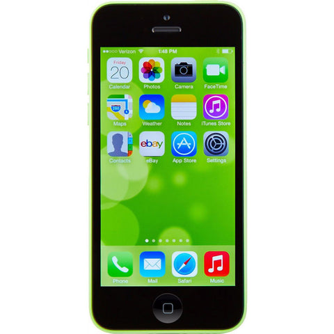 iPhone 5c AT&T Green 32 GB (Used)