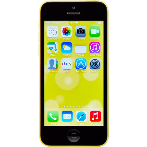 iPhone 5c AT&T Yellow 32 GB (Used)