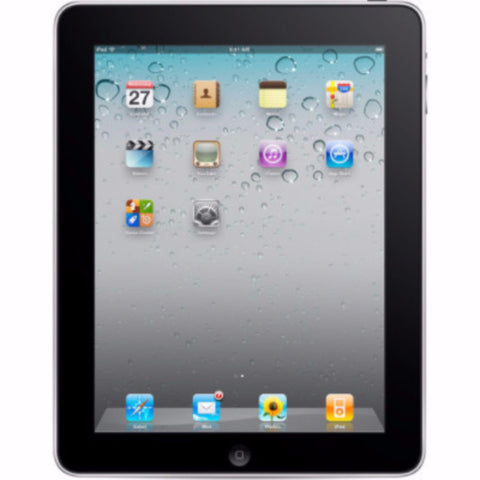Apple iPad 32GB Wi-Fi (Used) 1st Generation