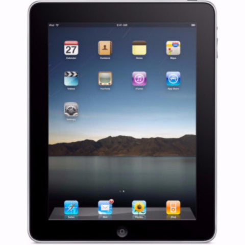 Apple iPad 32GB Wi-Fi + 3G (Used) 1st Generation