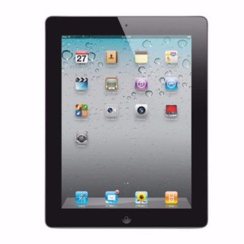 Apple iPad 2 16GB, Wifi, Black (Used)