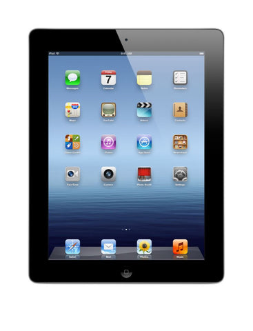 Apple iPad 32GB Black Wi-Fi (Used)