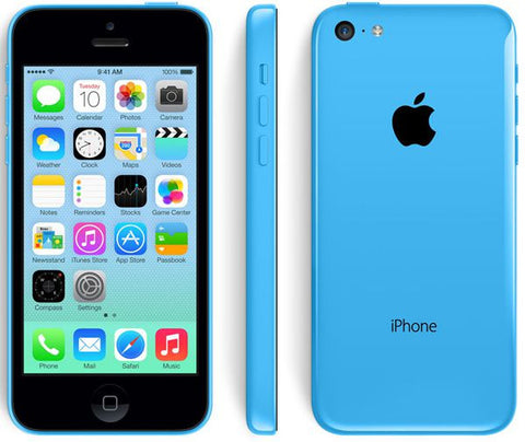 iPhone 5c Sprint Blue 32 GB (Used)