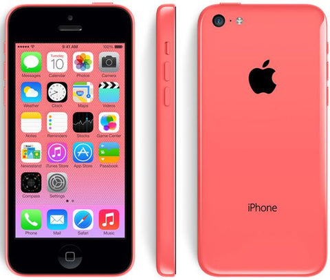 iPhone 5c AT&T Pink 32 GB (Used)