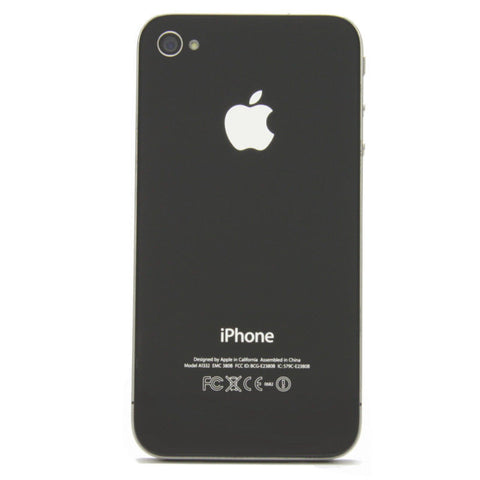 Apple iPhone 4 AT&T Black 8GB (Used)