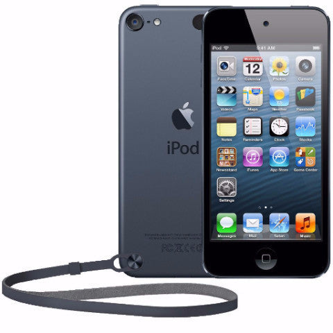Apple iPod Touch 5th Gen. Black/Silver 16 GB -Used