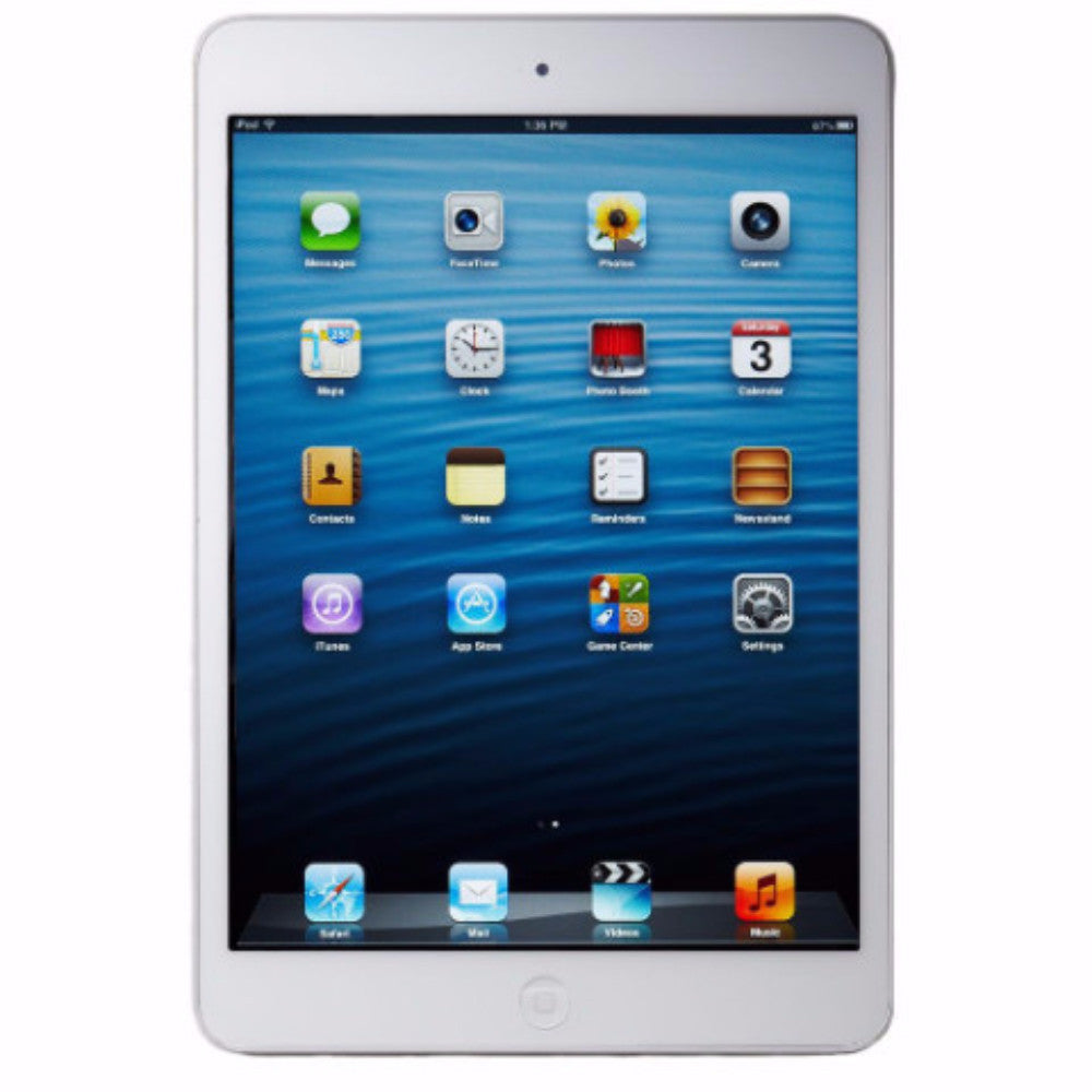 iPad mini Wi-Fi White 64GB (Used)