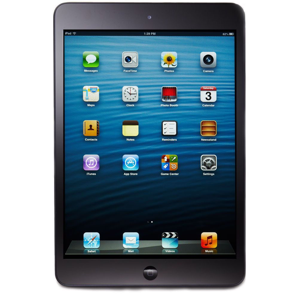 iPad mini AT&T Wi-Fi + 4G Cellular Black 64GB (Used)