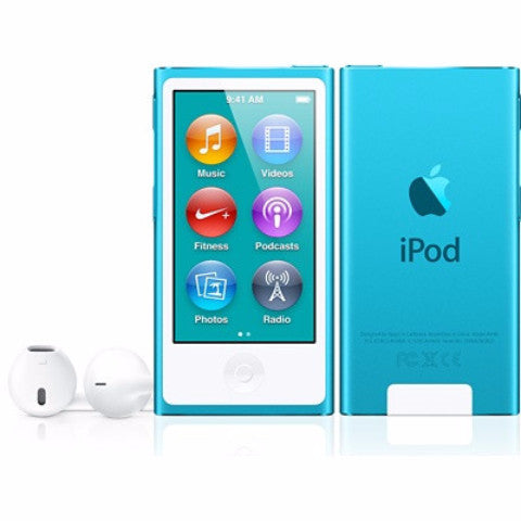 iPod Nano 16GB (Used) 7th Generation