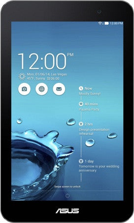 ASUS MeMO Pad 7 ME176CX Light Blue 16GB (Used) Tablet
