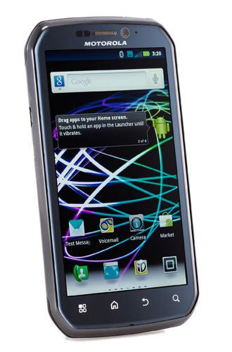 Motorola Photon 4G MB855 Black Sprint  (Used)