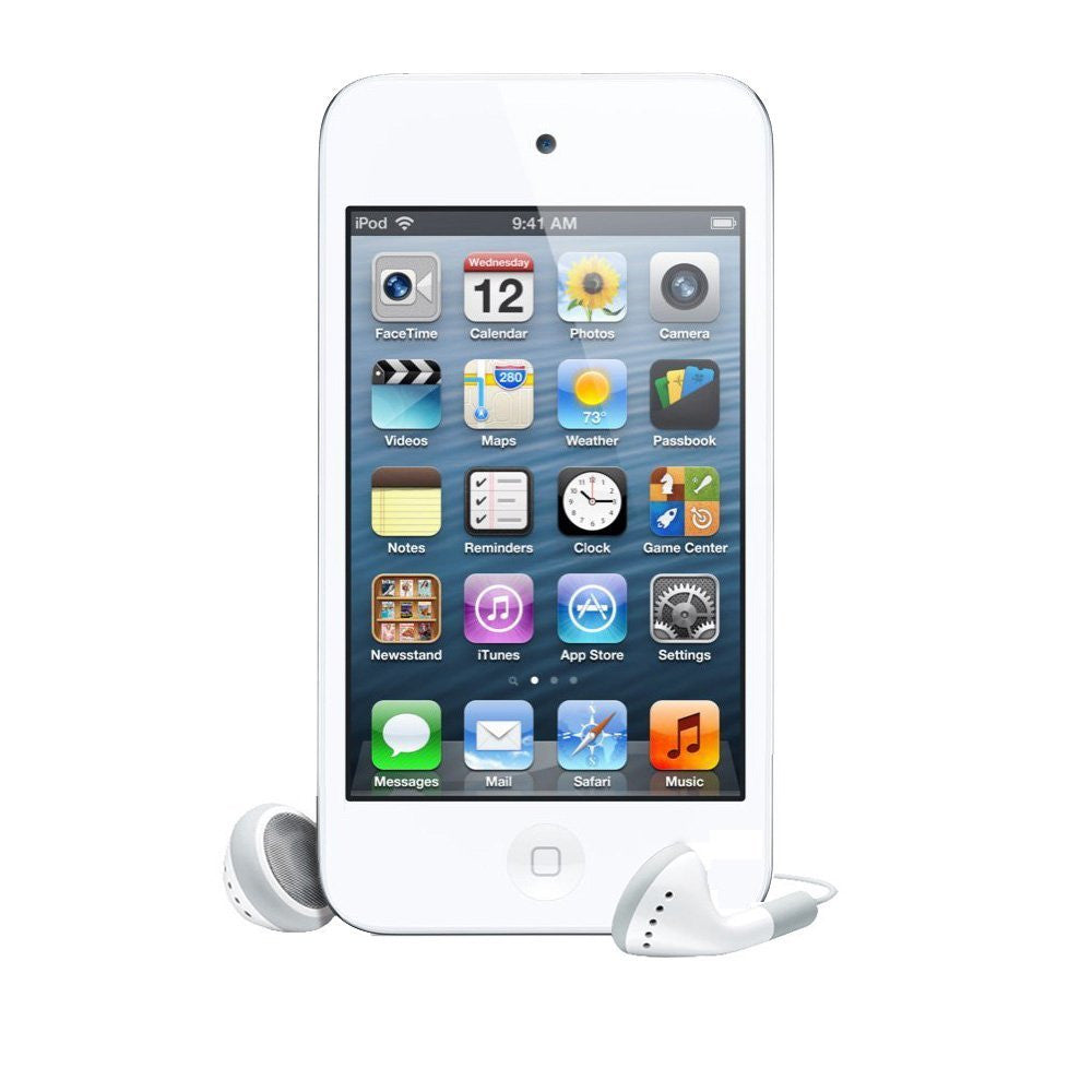 Apple Ipod Touch White 32gb Used 4th Generation Electronics King 6 Blue