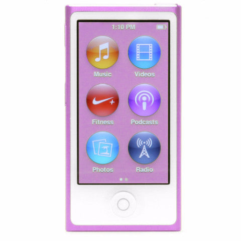 iPod Nano Purple 16GB (Used) 7th Generation