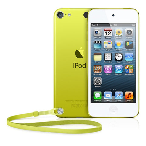 iPod Touch Yellow 64GB (Used) 5th Generation