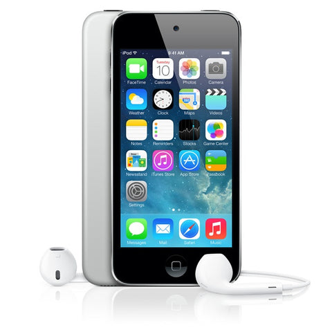 Apple iPod Touch Silver 16GB (Used) 5th Generation
