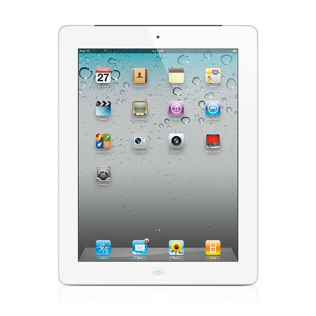 iPad 2 AT&T Wi-Fi + 3G White 32GB (Used)