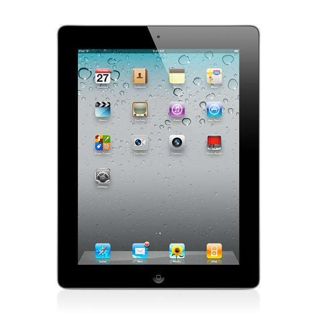 iPad 2 Wi-Fi Black 64GB (Used)