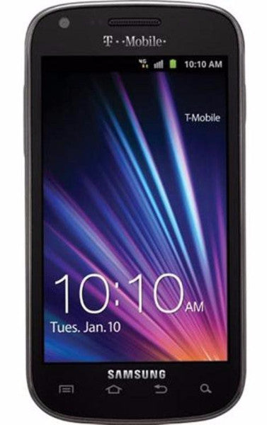 Samsung Galaxy S Blaze 4G SGH-T769 Black T-Mobile  (Used)