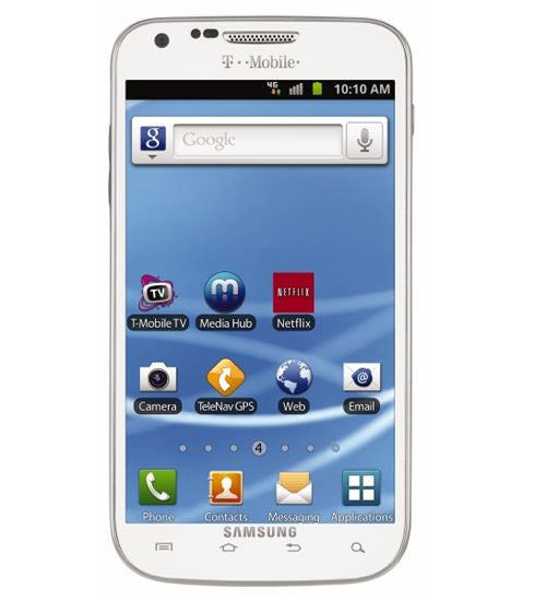 Samsung Galaxy S2 White Sprint  (Used)