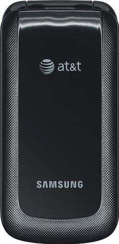 Samsung a157 GoPhone AT&T Black 256MB (Used)