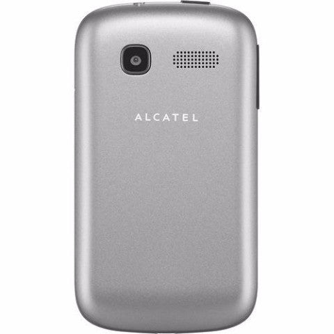 Alcatel C1 4G At&T GoPhone No-Contract Grey (Used)