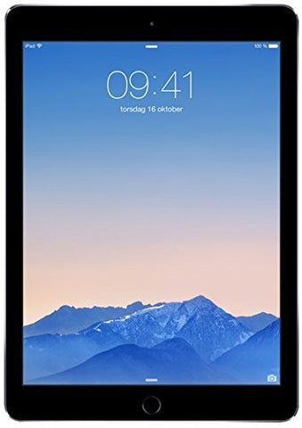 Apple iPad Air 2 MGL12LL/A Wi-Fi Space Gray 16GB (Used) Tablet