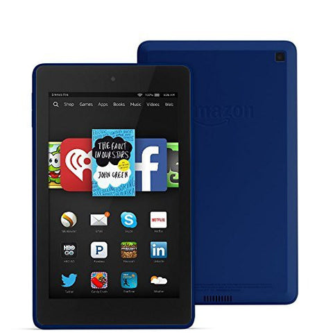"Amazon Kindle Fire HD 6 6"" HD Display Wi-Fi Cobalt 8GB (Used) Tablet"