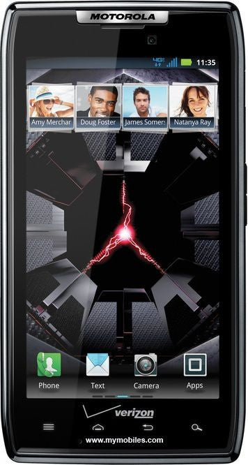 Motorola Droid RAZR XT912 Black Verizon (Used)