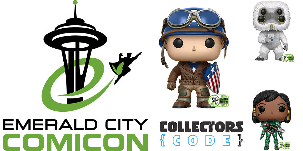 Emerald City Comic Con | Exclusives