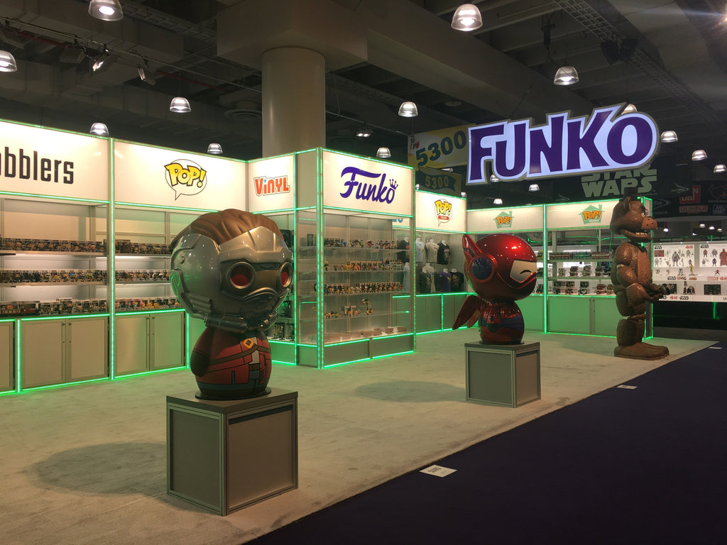 Toy Fair New York 2017: Funko CEO Brian Mariotti has a chat!