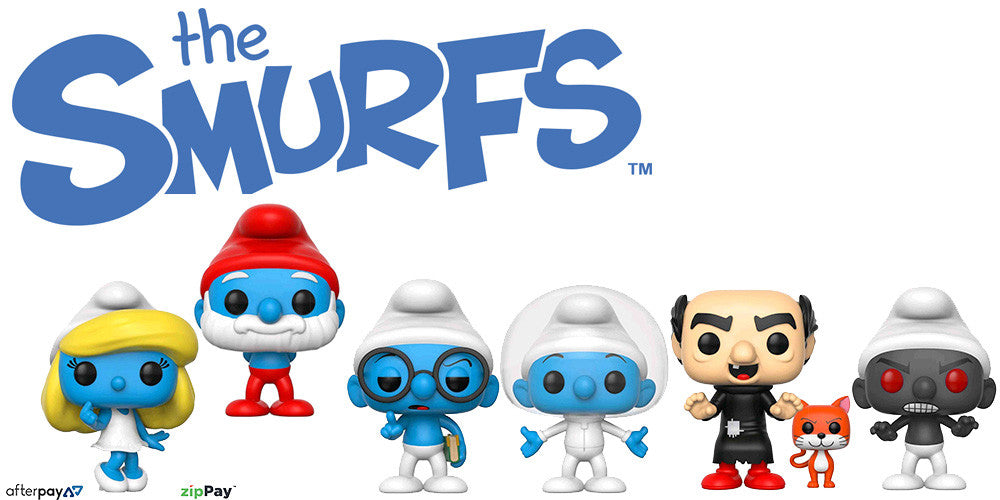 The Smurfs Are a Coming
