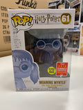 Harry Potter - Moaning Myrtle Translucent SDCC 2018 US Exclusive | FUNKO POP! VINYL