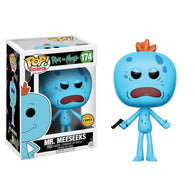 Rick & Morty - Mr Meeseeks CHASE | FUNKO POP! Vinyl