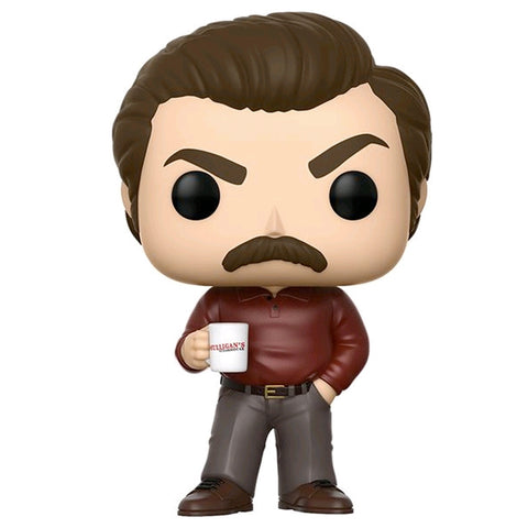 Parks and Recreation - Ron Swanson | FUNKO POP! Vinyl
