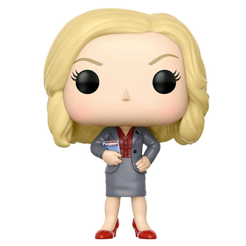 Parks & Recreation - Leslie Knope | FUNKO POP! Vinyl