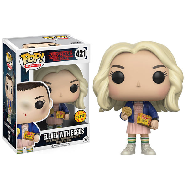 Stranger Things - Eleven with Eggos CHASE | FUNKO POP! Vinyl