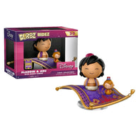 Aladdin - Aladdin & Abu with Magic Carpet SDCC 2017 US Exclusive Dorbz Ridez [RS] | FUNKO