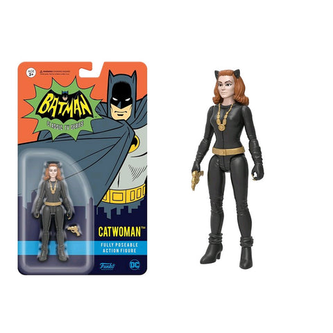 Batman (1966) - Catwoman Action Figure