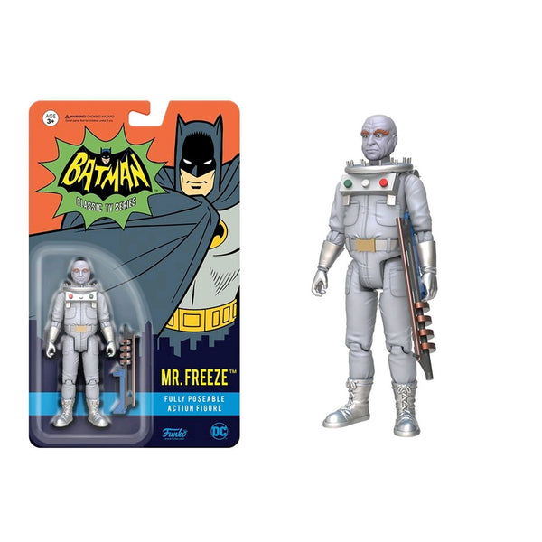 Batman (1966) - Mr Freeze Action Figure