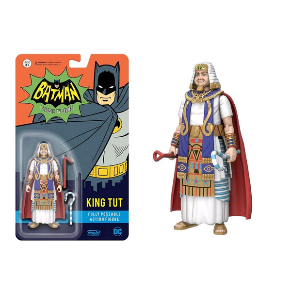Batman (1966) - King Tut Action Figure