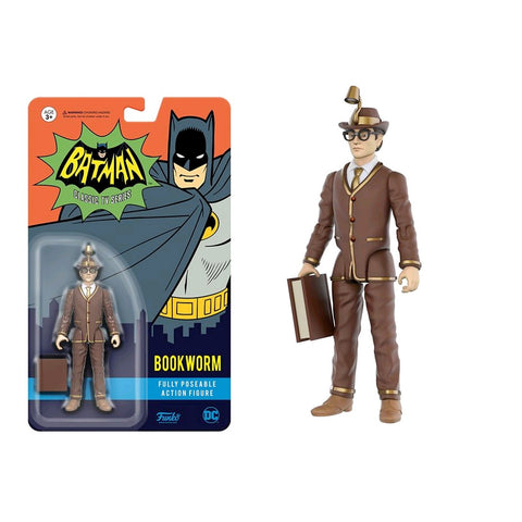 Batman (1966) - Bookworm Action Figure
