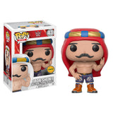 WWE - Iron Sheik Old School CHASE | FUNKO POP! Vinyl
