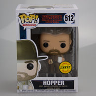 Stranger Things - Hopper Chase Variant | FUNKO POP! Vinyl