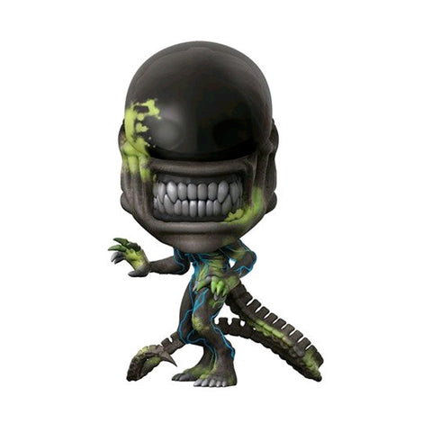Alien: Covenant - Xenomorph Blood Splattered US Exclusive Pop! Vinyl [RS] | FUNKO POP! Vinyl