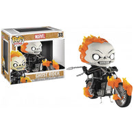 Ghost Rider - Ghost Rider US Exclusive | FUNKO POP! Ride